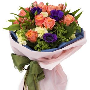 장미혼합꽃다발 35C