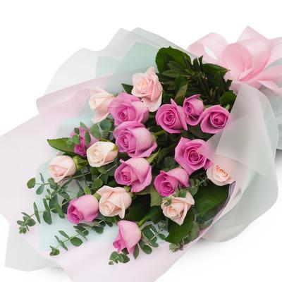 장미혼합꽃다발 48C
