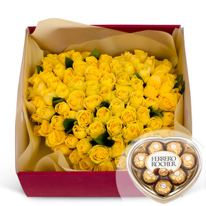 사랑의마력(노랑)(초콜렛포함)