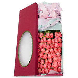 핑크꽃상자 16S