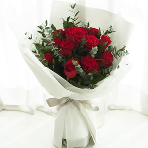 빨강장미꽃다발 30C