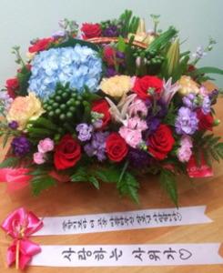 꽃바구니배송사진